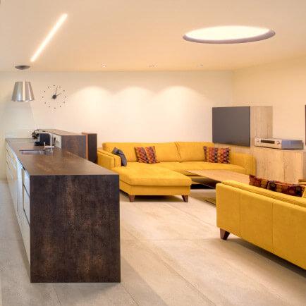 osvetleni domu