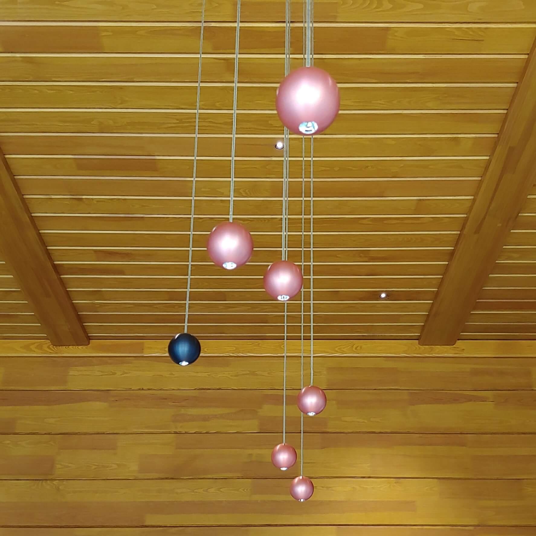 minimalistická svítidla
